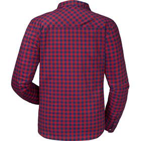 Schöffel Miesbach1 Shirt Men blue dephts